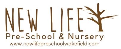 New Life Preschool & Nursery Logo