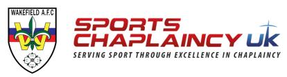 Wakefield AFC & Sports chaplaincy